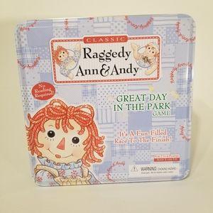 🌸 Raggedy Ann & Andy Game